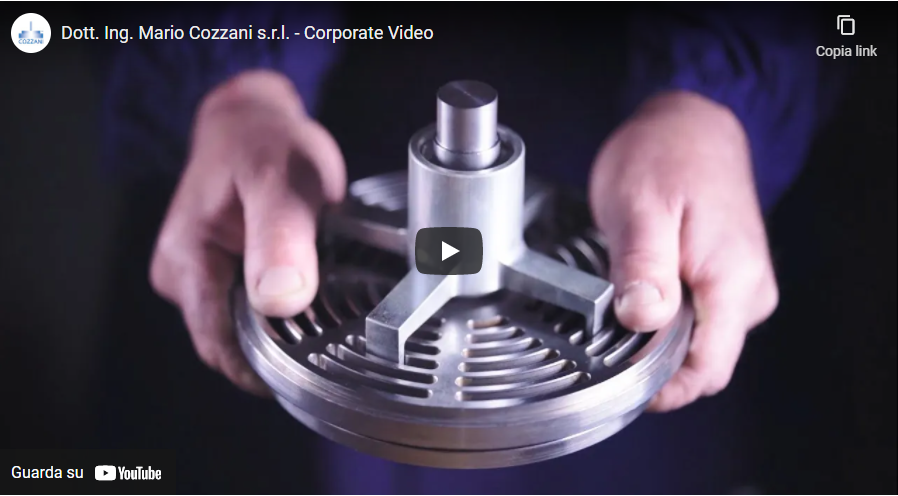 COZZANI Corporate Video